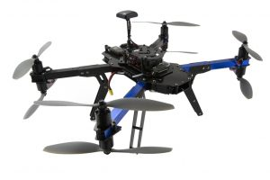3D Robotics X8 copter